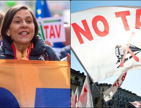 """No Tav: """"Una madamin per il sì ha ricevuto 90mila euro dalla società della Torino-Lione"""". La replica: """"I rapporti risalgono al 2014"""""""