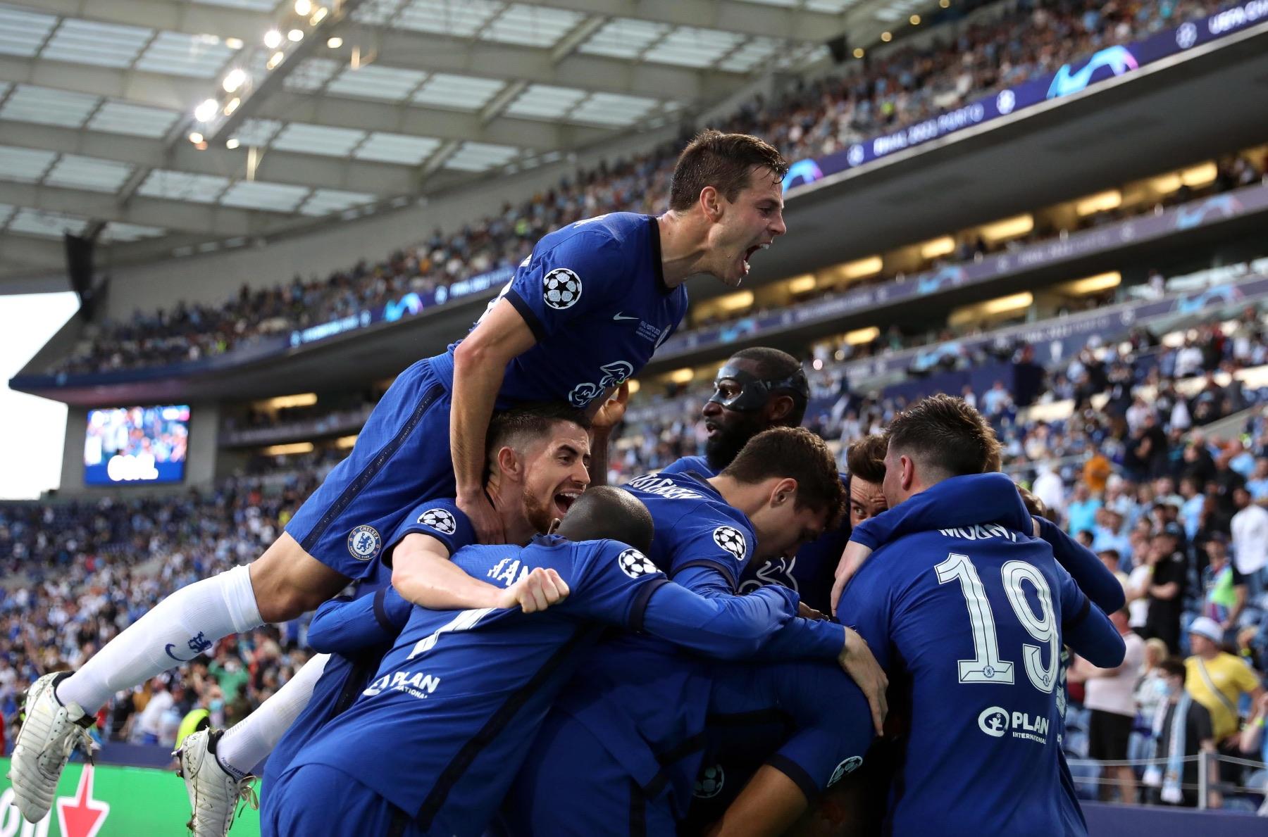 Champions League. Una finale quasi normale