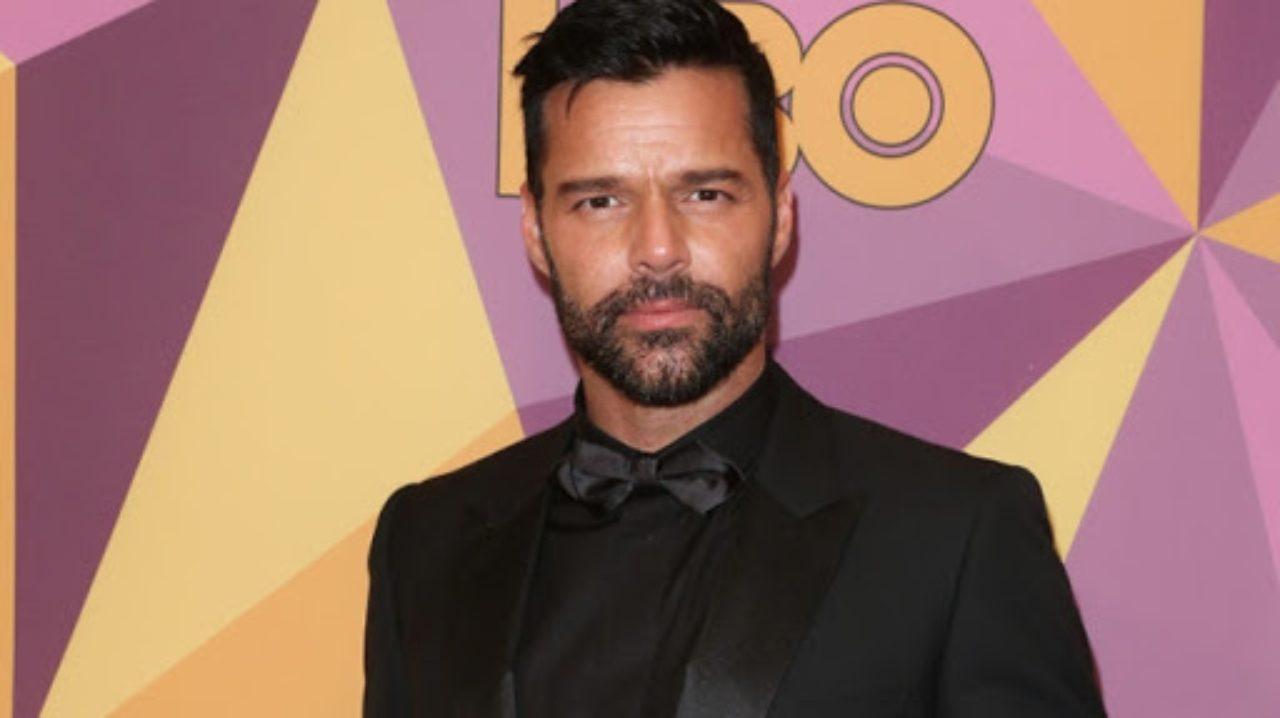 Ricky Martin la relazione segreta con un giornalista : il lutto che sconvolse il cantante