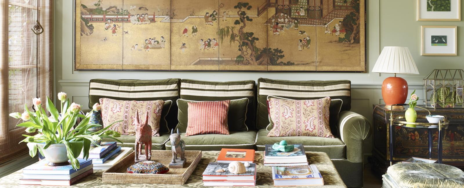 Cécile Gavazzi e le sue case a Londra. Una dopo l'altra