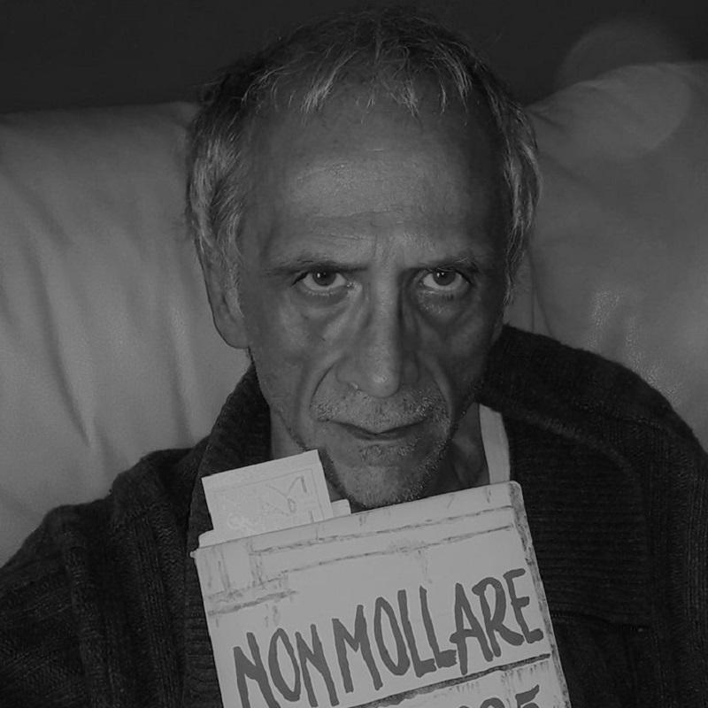 Maurizio Bolognetti ha ripreso lo sciopero della fame.