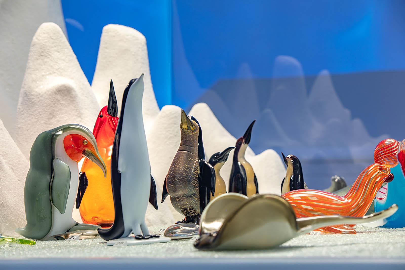 Uno zoo straordinario: la collezione di Pierre Rosenberg alle Stanze del vetro a Venezia