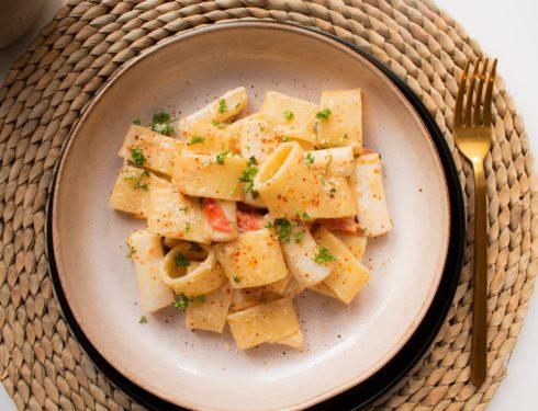 Diversamente C.H.E.F.: la ricetta della pasta soffiata