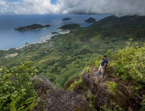 L'arrampicata stimolante verso il paradiso terrestre