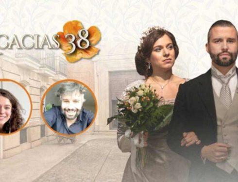 Una Vita anticipazioni: Marcia svela il segreto di Genoveva a Felipe,