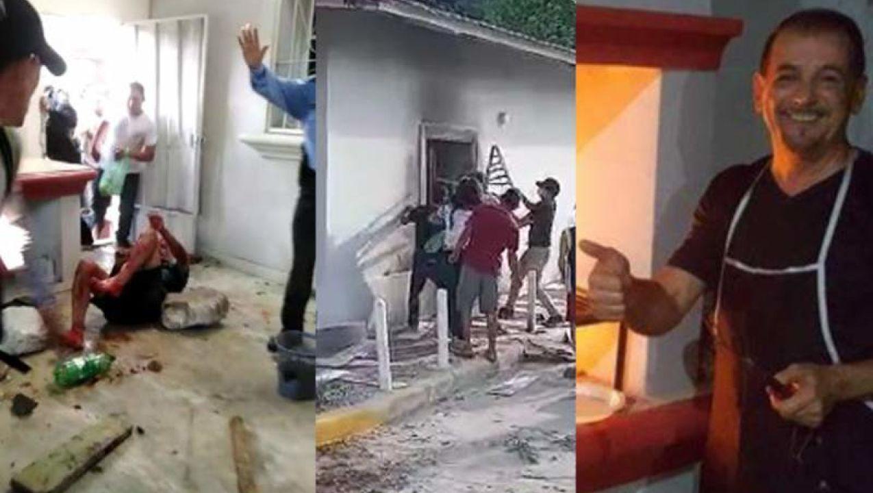 Honduras, italiano ucciso a bastonate da una folla di 600 persone – il Video