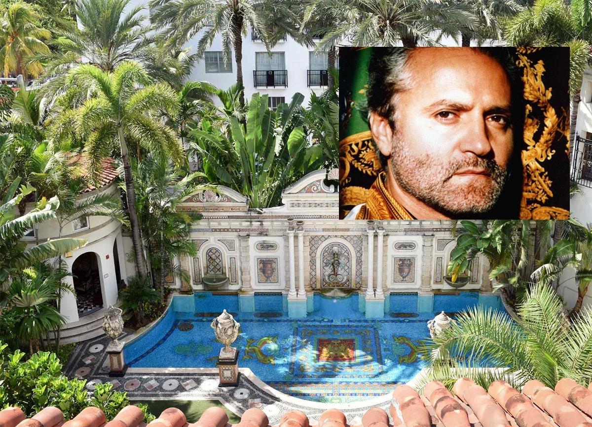 Miami: trovati due cadaveri nella villa in cui fu assassinato Gianni Versace
