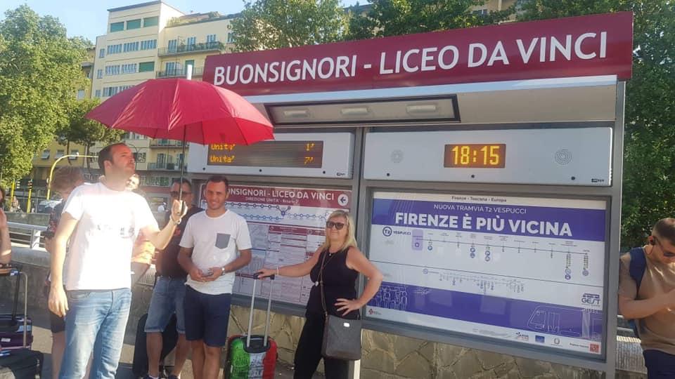 Firenze: non solo la tramvia, ma anche al sole e alla pioggia. Grazie alla soprintendenza