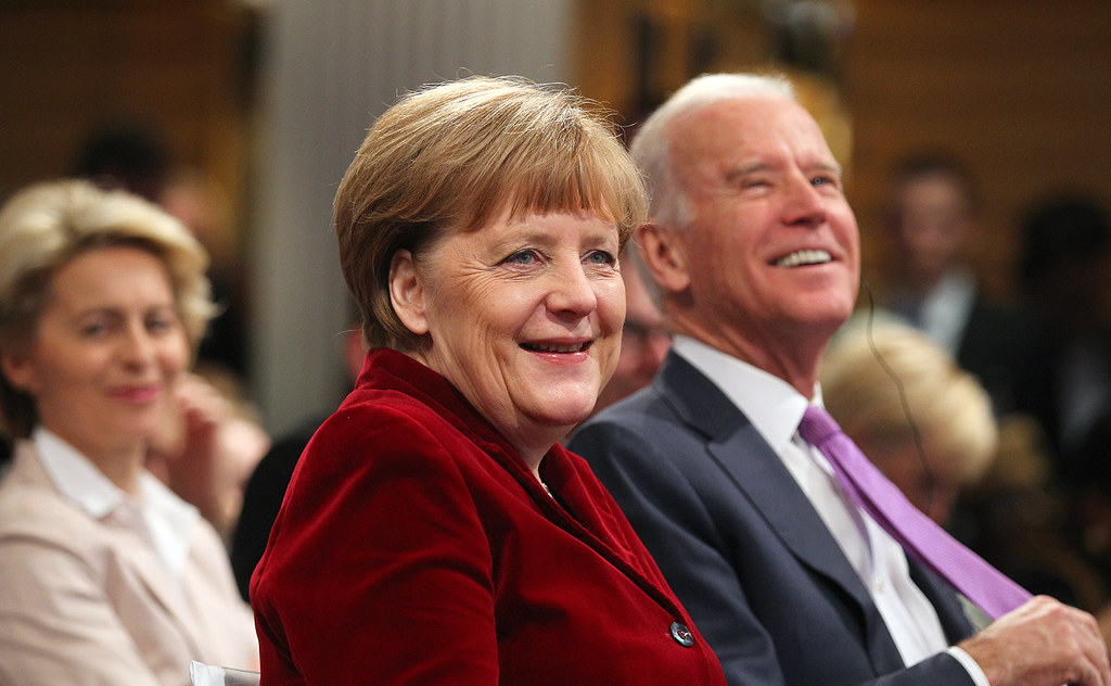 Perché i giornaloni tedeschi sbuffano per l'accordo Biden-Merkel sul Nord Stream 2