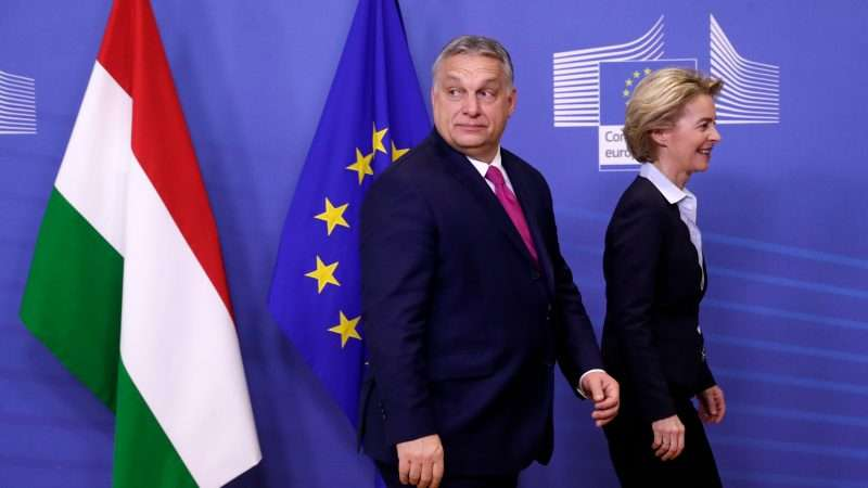 Orban, la UE, gli LGBT e il referendum