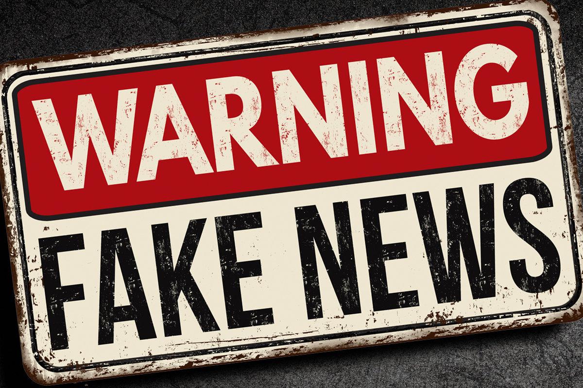 La lotta contro le fake news ha oggi un obiettivo politico, non scientifico…