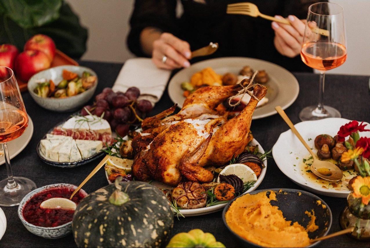 Come organizzare una cena autunnale raffinata