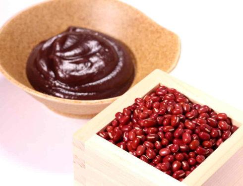 Anko, la confettura giapponese di fagioli azuki  (senza zucchero raffinato)