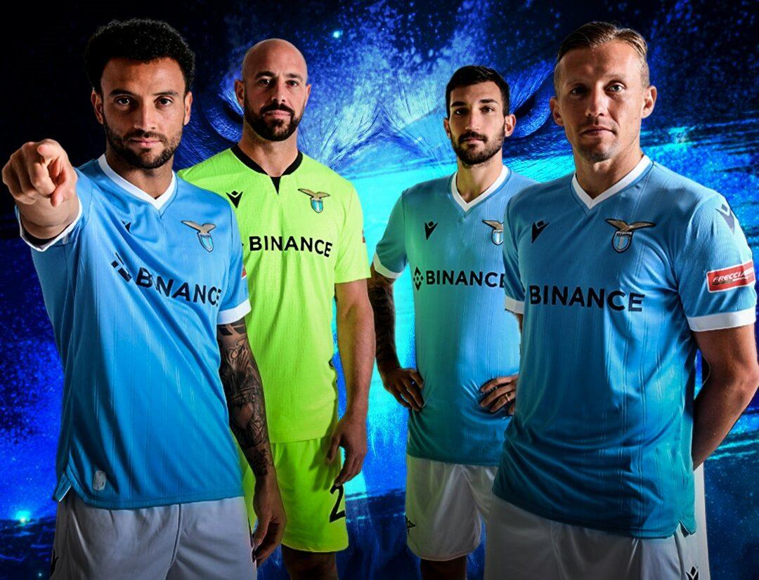 Cosa fa Binance, il nuovo sponsor della Lazio