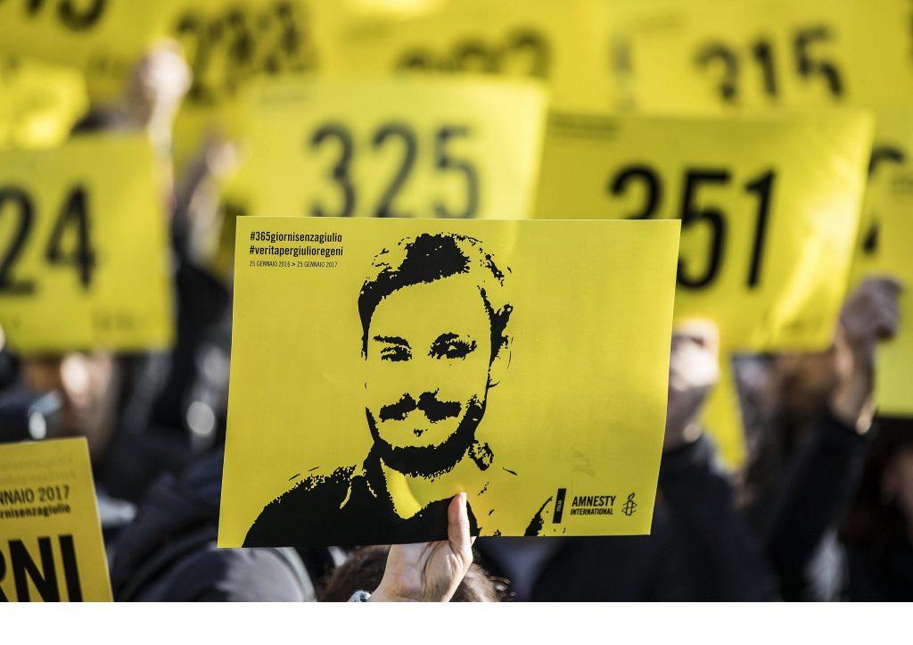 Giulio Regeni, parte il processo contro gli 007 egiziani