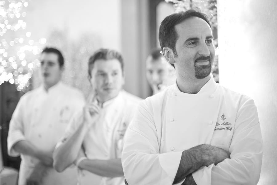 Lo chef stellato Vito Mollica torna a Firenze