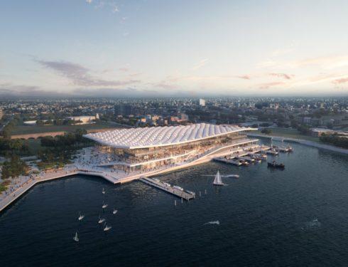 Il Sidney Fish Market è un capolavoro di design del futuro