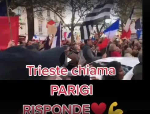 Trieste chiama Parigi risponde